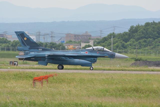 じぃじさんが、築城基地で撮影した航空自衛隊 F-2Aの航空フォト(飛行機 写真・画像)