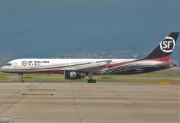 takikoki50000さんが、関西国際空港で撮影したSF エアラインズ 757-2Z0(SF)の航空フォト(飛行機 写真・画像)