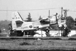 apphgさんが、厚木飛行場で撮影した海上自衛隊 S2F-1 Trackerの航空フォト(飛行機 写真・画像)