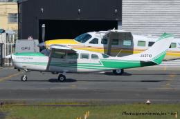 いおりさんが、八尾空港で撮影したアドバンス・エア・スポーツ T207A Turbo Stationair 7の航空フォト(飛行機 写真・画像)