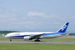 kitayocchiさんが、新千歳空港で撮影した全日空 777-281/ERの航空フォト(飛行機 写真・画像)