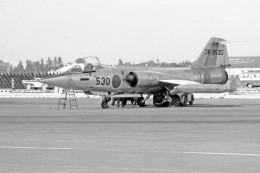 apphgさんが、厚木飛行場で撮影した航空自衛隊 F-104J Starfighterの航空フォト(飛行機 写真・画像)