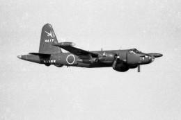 apphgさんが、厚木飛行場で撮影した海上自衛隊 P2V-7の航空フォト(飛行機 写真・画像)