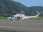 F.YUKIHIDEさんが、岡南飛行場で撮影した四国航空 412EPの航空フォト(飛行機 写真・画像)