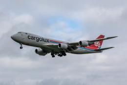 Kaaazさんが、成田国際空港で撮影したカーゴルクス 747-8R7F/SCDの航空フォト(飛行機 写真・画像)