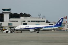 動物村猫君さんが、大分空港で撮影した全日空 A320-211の航空フォト(飛行機 写真・画像)
