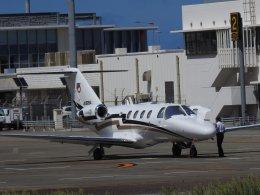 frankさんが、新石垣空港で撮影したコーナン商事 525A Citation CJ1の航空フォト(飛行機 写真・画像)