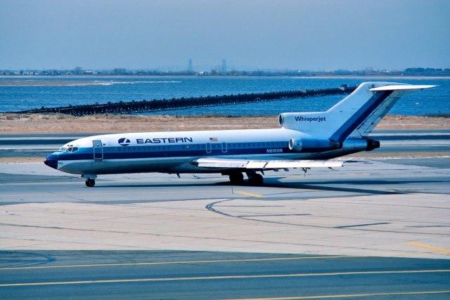 パール大山さんが、ジョン・F・ケネディ国際空港で撮影したイースタン航空 (〜1991) 727-25の航空フォト(飛行機 写真・画像)