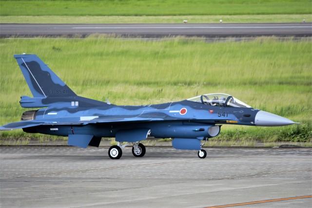 MSN/PFさんが、名古屋飛行場で撮影した航空自衛隊 F-2Aの航空フォト(飛行機 写真・画像)
