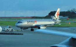 Rsaさんが、那覇空港で撮影したジェットスター・ジャパン A320-232の航空フォト(飛行機 写真・画像)