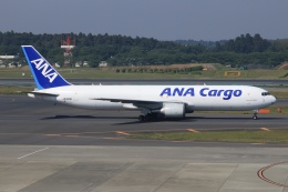 SIさんが、成田国際空港で撮影した全日空 767-381/ER(BCF)の航空フォト(飛行機 写真・画像)
