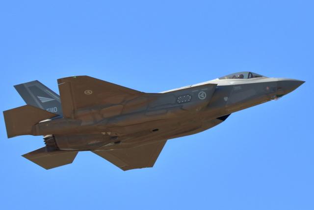 キャスバルさんが、ルーク空軍基地で撮影したノルウェー空軍 F-35 Lightning IIの航空フォト(飛行機 写真・画像)