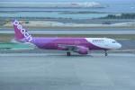 kumagorouさんが、那覇空港で撮影したピーチ A320-214の航空フォト(飛行機 写真・画像)