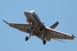 キャスバルさんが、ルーク空軍基地で撮影したカナダ軍 CF-18B Hornet(CF-188B)の航空フォト(飛行機 写真・画像)