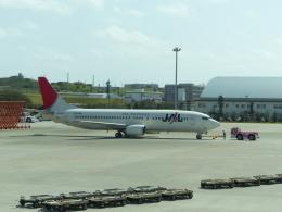 蒲田っ子さんが、那覇空港で撮影した日本トランスオーシャン航空 737-446の航空フォト(飛行機 写真・画像)