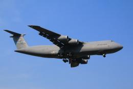 F-4さんが、横田基地で撮影したアメリカ空軍 C-5M Super Galaxyの航空フォト(飛行機 写真・画像)