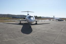 海馬沢瀬戸さんが、三池淵空港で撮影した高麗航空 Tu-154Bの航空フォト(飛行機 写真・画像)