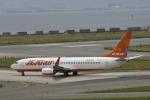 we love kixさんが、関西国際空港で撮影したチェジュ航空 737-8LCの航空フォト(飛行機 写真・画像)