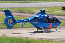 korosukeさんが、南紀白浜空港で撮影した大阪府警察 EC135P2+の航空フォト(飛行機 写真・画像)