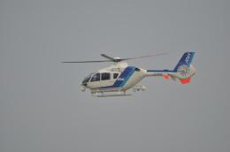 OZISANさんが、高松空港で撮影したオールニッポンヘリコプター EC135T2の航空フォト(飛行機 写真・画像)