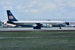 パール大山さんが、マイアミ国際空港で撮影したTAR 707-338Cの航空フォト(飛行機 写真・画像)