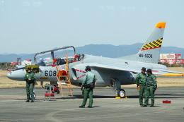 せせらぎさんが、浜松基地で撮影した航空自衛隊 T-4の航空フォト(飛行機 写真・画像)