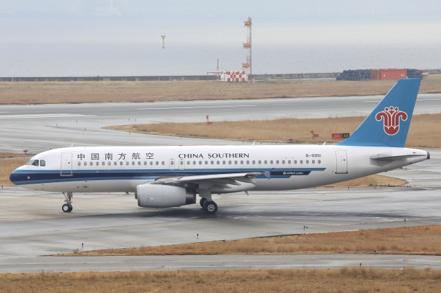 Hii82さんが、関西国際空港で撮影した中国南方航空 A320-232の航空フォト(飛行機 写真・画像)