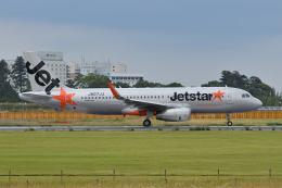 ポン太さんが、成田国際空港で撮影したジェットスター・ジャパン A320-232の航空フォト(飛行機 写真・画像)