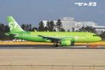 tassさんが、成田国際空港で撮影したS7航空 A320-271Nの航空フォト(飛行機 写真・画像)