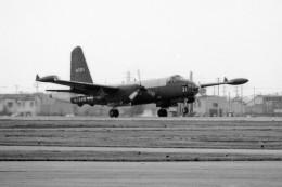 apphgさんが、名古屋飛行場で撮影した海上自衛隊 P-2Jの航空フォト(飛行機 写真・画像)