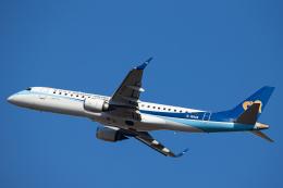 SGR RT 改さんが、成田国際空港で撮影したマンダリン航空 ERJ-190-100 IGW (ERJ-190AR)の航空フォト(飛行機 写真・画像)