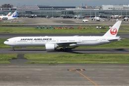 sky-spotterさんが、羽田空港で撮影した日本航空 777-346/ERの航空フォト(飛行機 写真・画像)