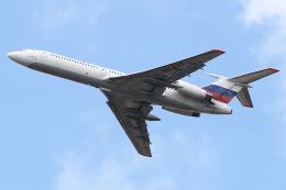 Hariboさんが、フランクフルト国際空港で撮影したシベリア航空 Tu-154Mの航空フォト(飛行機 写真・画像)
