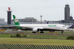 ぎんじろーさんが、成田国際空港で撮影したエバー航空 787-10の航空フォト(飛行機 写真・画像)
