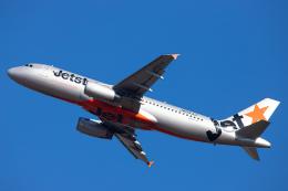 SGR RT 改さんが、成田国際空港で撮影したジェットスター・ジャパン A320-232の航空フォト(飛行機 写真・画像)