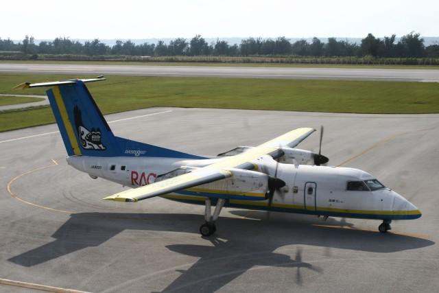 南大東空港 - Minami Daito Airport [MMD/ROMD]で撮影された南大東空港 - Minami Daito Airport [MMD/ROMD]の航空機写真(フォト・画像)
