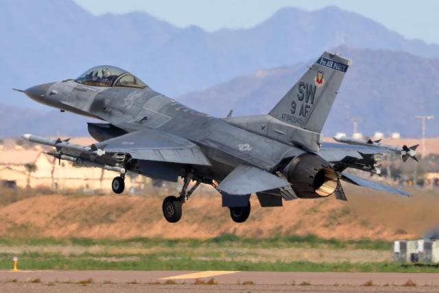 ルーク空軍基地 - Luke Air Force Base [LUF/KLUF]で撮影されたルーク空軍基地 - Luke Air Force Base [LUF/KLUF]の航空機写真