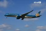 tassさんが、成田国際空港で撮影したベトナム航空 A350-941の航空フォト(飛行機 写真・画像)
