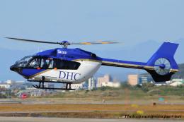 航空フォト:JA131D ディーエイチシー H145