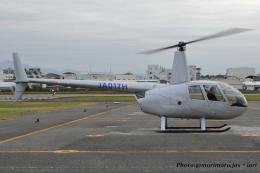 いおりさんが、八尾空港で撮影した第一航空 R44 Raven IIの航空フォト(飛行機 写真・画像)