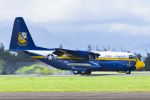 norimotoさんが、カネオヘ・ベイ海兵隊航空基地で撮影したアメリカ海兵隊 C-130 Herculesの航空フォト(飛行機 写真・画像)