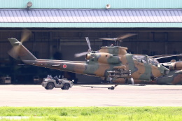Zakiyamaさんが、熊本空港で撮影した陸上自衛隊 AH-1Sの航空フォト(飛行機 写真・画像)