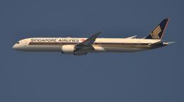 kenko.sさんが、成田国際空港で撮影したシンガポール航空 787-10の航空フォト(飛行機 写真・画像)