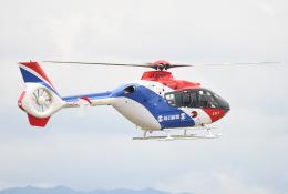 tamtam3839さんが、名古屋飛行場で撮影した毎日新聞社 EC135T1の航空フォト(飛行機 写真・画像)