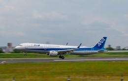 Astechnoさんが、伊丹空港で撮影した全日空 A321-272Nの航空フォト(飛行機 写真・画像)