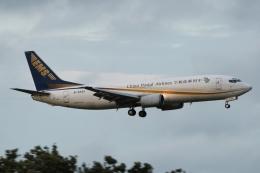 木人さんが、成田国際空港で撮影した中国郵政航空 737-4Q8(SF)の航空フォト(飛行機 写真・画像)