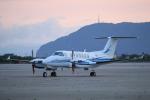 Tomochanさんが、函館空港で撮影した電子航法研究所 B300の航空フォト(飛行機 写真・画像)