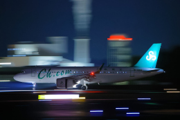 SGR RT 改さんが、成田国際空港で撮影した春秋航空 A320-251Nの航空フォト(飛行機 写真・画像)