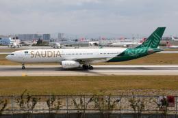 TIA spotterさんが、アタテュルク国際空港で撮影したサウディア A330-343Xの航空フォト(飛行機 写真・画像)