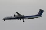 imosaさんが、羽田空港で撮影したANAウイングス DHC-8-402Q Dash 8の航空フォト(飛行機 写真・画像)